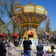 Открытие сезона парков аттракционов «Карусель» 2019 фотографии