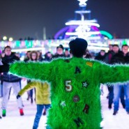 Старый Новый год на ВДНХ 2018 фотографии