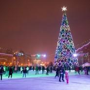 Новогодние каникулы в Москве 2017 фотографии