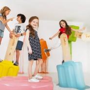 Незабываемое лето в семейных развлекательных музеях Big Creative фотографии