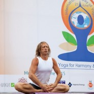 II Международный день йоги фотографии