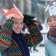Благотворительный день в Городе зимы на ВДНХ 2019 фотографии
