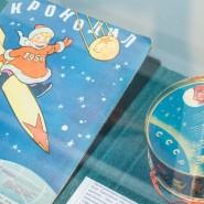 Выставка раритетных новогодних игрушек в Планетарии фотографии