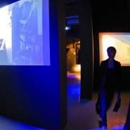 Выставка «Жи/ви: живопись и видео в отношениях» фотографии