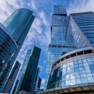 Мировой рекорд по хайлайну в «Москва-Сити» 2019 фотографии