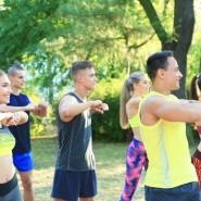 Открытая тренировка в парке с VPLabteam 2019 фотографии