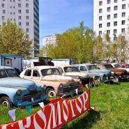 Парад старинных автомобилей и мотоциклов «Ретромотор» 2019 фотографии