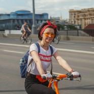 Московский осенний велофестиваль 2019 фотографии