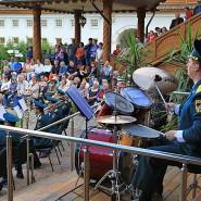 Фестиваль духовой музыки «Лето в Коломенском» 2018 фотографии