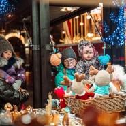 Рождественская ярмарка на Манежной площади 2019/20 фотографии