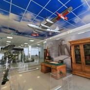 Выставка «От самолетов до межпланетных станций» фотографии