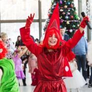 Новогодние праздники в Московском дворце пионеров 2019/20 фотографии