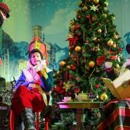 Рождество в парках Москвы 2019 фотографии