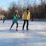 Открытие зимнего сезона в Измайловском парке 2017 фотографии