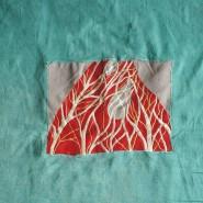 Выставка «Шито-крыто, или Текстильная архитектура» фотографии