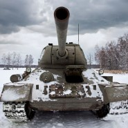 «Зимний турнир» в музее истории танка Т-34 2019 фотографии