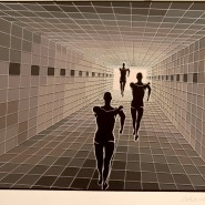 Выставка «Оптические пространства Виктора Вазарели» фотографии