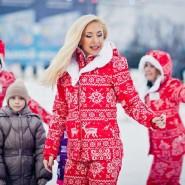 Открытие зимнего сезона в Филевском парке фотографии