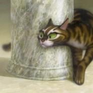 Выставка «Котики в Манеже» фотографии