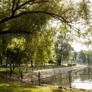 Парк «Перовский» фотографии