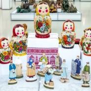 Выставка народных художественных промыслов «Живой источник» фотографии