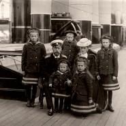 Выставка «Частная жизнь семьи императора Николая II. Фотографии из личных альбомов» фотографии