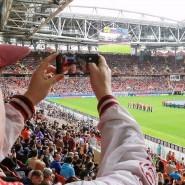 Фестиваль «Россия любит футбол» 2017 фотографии