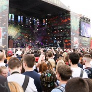 Открытие летнего сезона в «Лужниках» 2018 фотографии