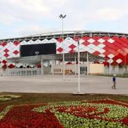 Стадион «Открытие Арена» фотографии