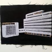 Выставка «Вышивая авангард» фотографии