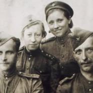 Выставка «Бессмертный полк российских генетиков» фотографии