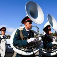 Фестиваль «Спасская башня» впарках Москвы 2017 фотографии
