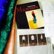 Выставка «Ganich + Malevich» фотографии