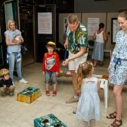 День отца в Дарвиновском музее 2017 фотографии