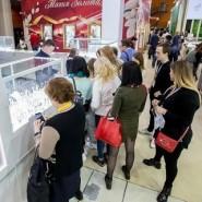 XVI-я ювелирная выставка «Лучшие украшения России» фотографии