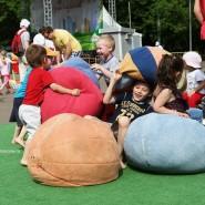 День защиты детей в московских парках фотографии