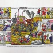 Выставка «Иван Голышев. Картинное и книжное дело в селе Мстёра» фотографии