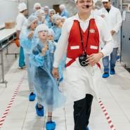 Фабрика мороженого «Чистая линия» фотографии