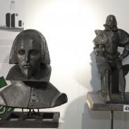 Выставка «Проекты памятника Уильяму Шекспиру в Москве» фотографии