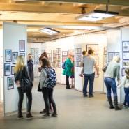 Фестиваль книжной иллюстрации «Морс» 2016 фотографии