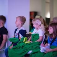Музыкально-литературный цикл для детей «Сказки с квартетом» 2020 фотографии