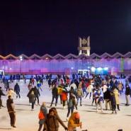 Каток «Лед» в парке «Сокольники» 2018/19 фотографии