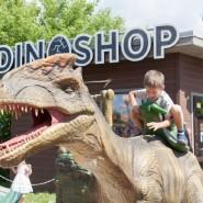Магазин Dinoshop в парке «Сказка»  фотографии