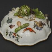 Выставка «Состязание с натурой. Из истории убранства стола XVIII–XIX веков» фотографии