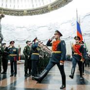 День сухопутных войск в Музее Победы 2020 фотографии