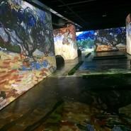 Выставка «Детский мир  Живые полотна» фотографии