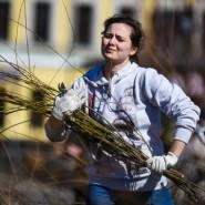 Субботник в МУЗЕОНЕ 2016 фотографии