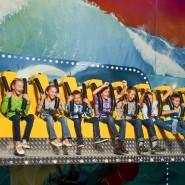 Международный женский день и Масленица в парке аттракционов Happylon фотографии