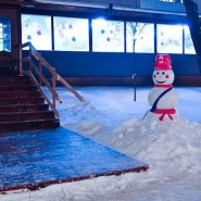 Открытие зимнего сезона в Саду «Эрмитаж»  фотографии