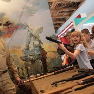 День оружейника в Музее Победы 2019 фотографии
